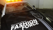 Mercedes-Benz Fashion Force with 2012 CLS 63 AMG - 10.02.2011