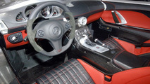 Mercedes McLaren SLR Stirling Moss Unveiled: In Detail