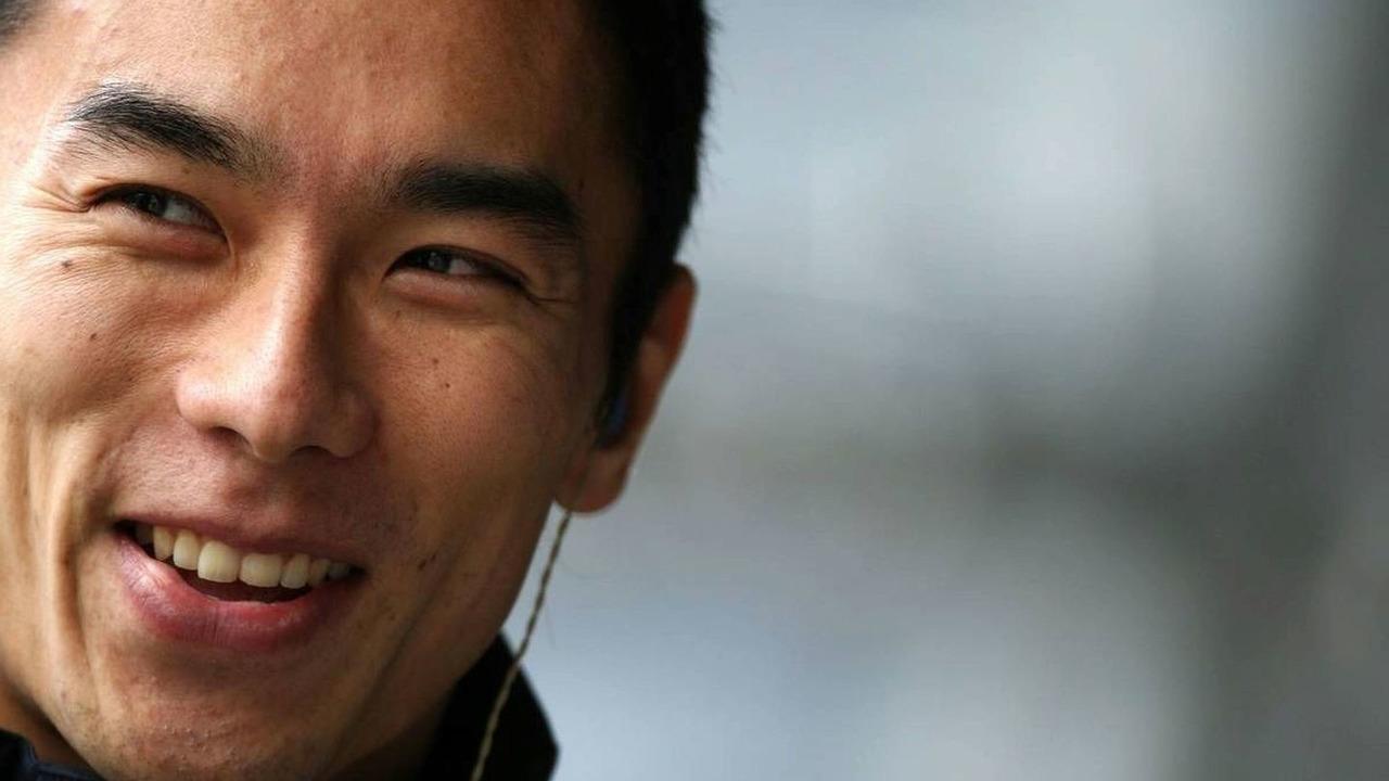 Takuma Sato (JPN), Test Driver, Scuderia Toro Rosso, Formula 1 Testing, Jerez, 09.12.2008 Spain