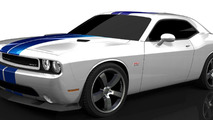 Chrysler vehicles for SEMA 2010