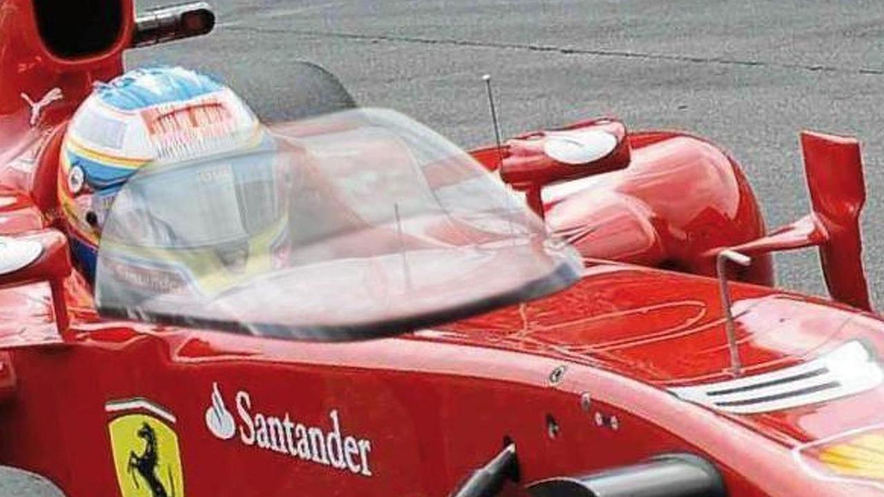 Formula 1 windshield speculative rendering, 640, 23.12.2010