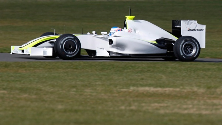 BrawnGP & Jenson Button Stun F1 by Smashing Pole Record in Barcelona