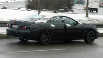2011 Mercedes CLS Prototype Spy Photo