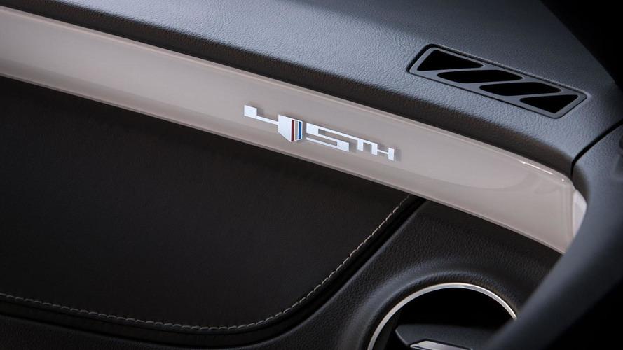 Chevrolet Camaro returns to the UK