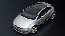 Volkswagen Tex Coupe Concept by Italdesign Giugiaro - 01.03.2011