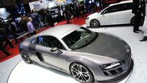 Abt R8 GTR live in Geneva 02.03.2010
