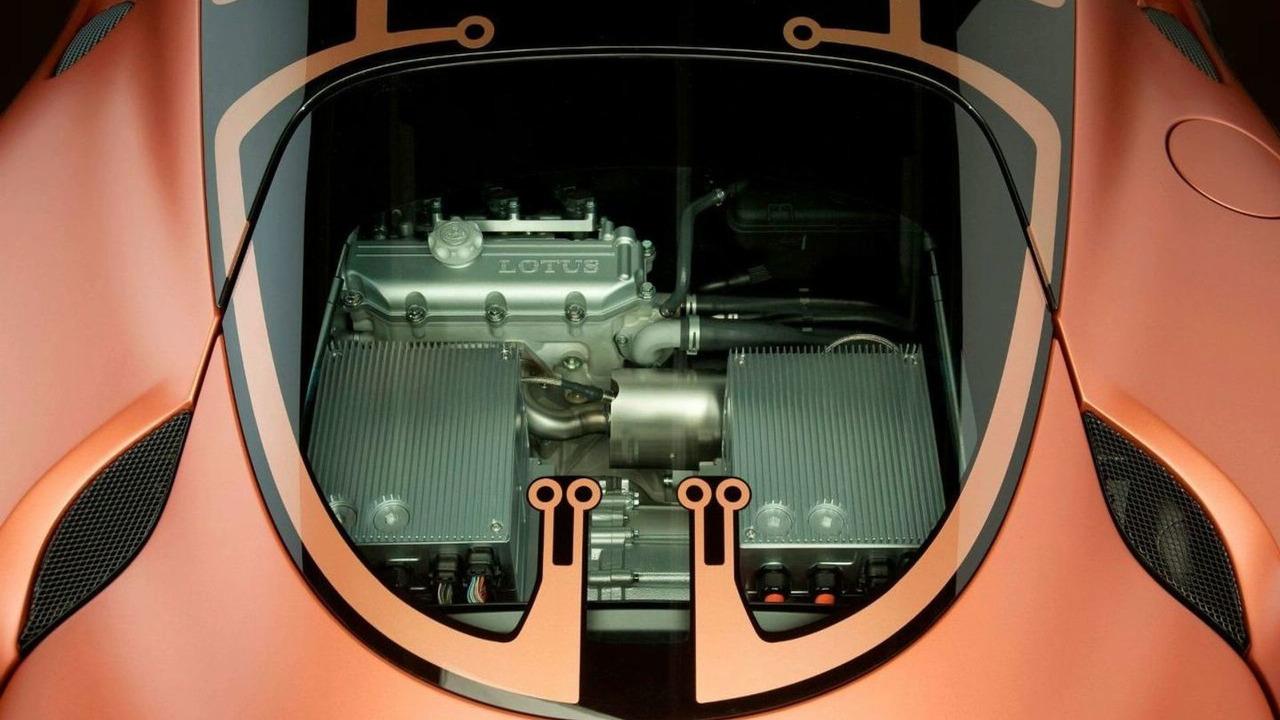 Lotus Evora 414E Hybrid teaser photo 24.02.2010