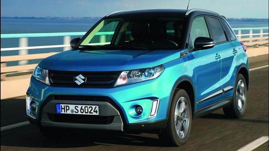Suzuki, la nuova Vitara inizia la scalata delle vendite in Italia