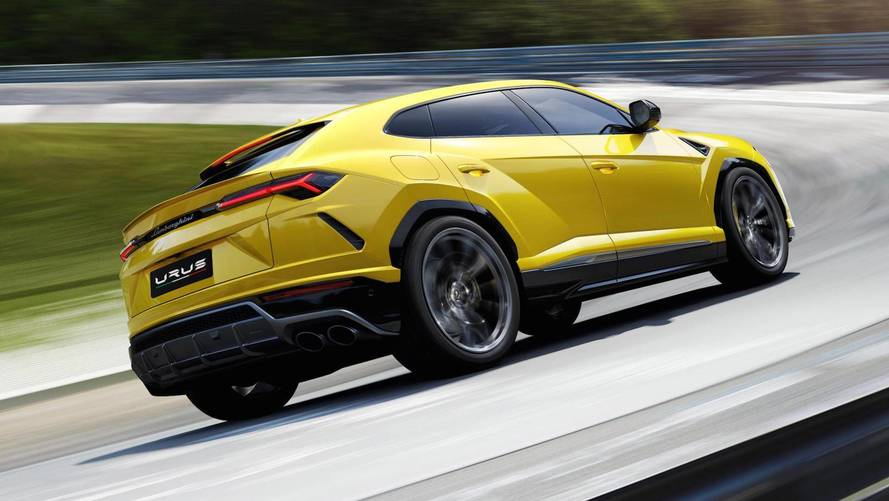 The Lamborghini Urus wants to break the Nürburgring SUV record