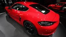 Porsche 718 Cayman GTS Live Photos