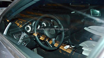 Makyajlı Mercedes Benz CLS Shooting Brake casus fotoğrafı