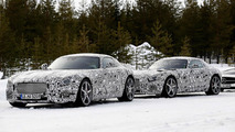 2015 Mercedes-Benz AMG GT spy photo