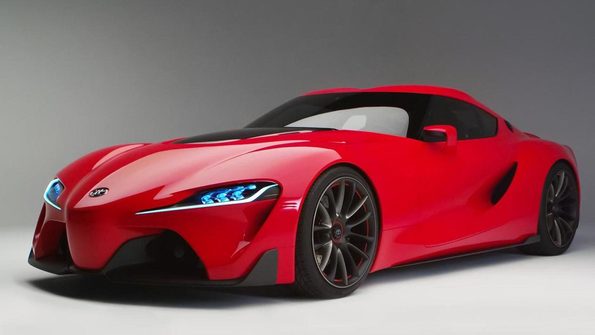 Toyota confirms hybrid turbo engine for Supra