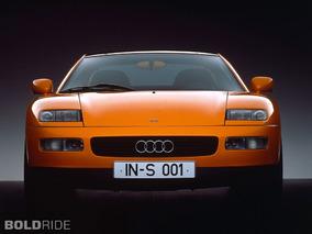 Audi Quattro Spyder Concept