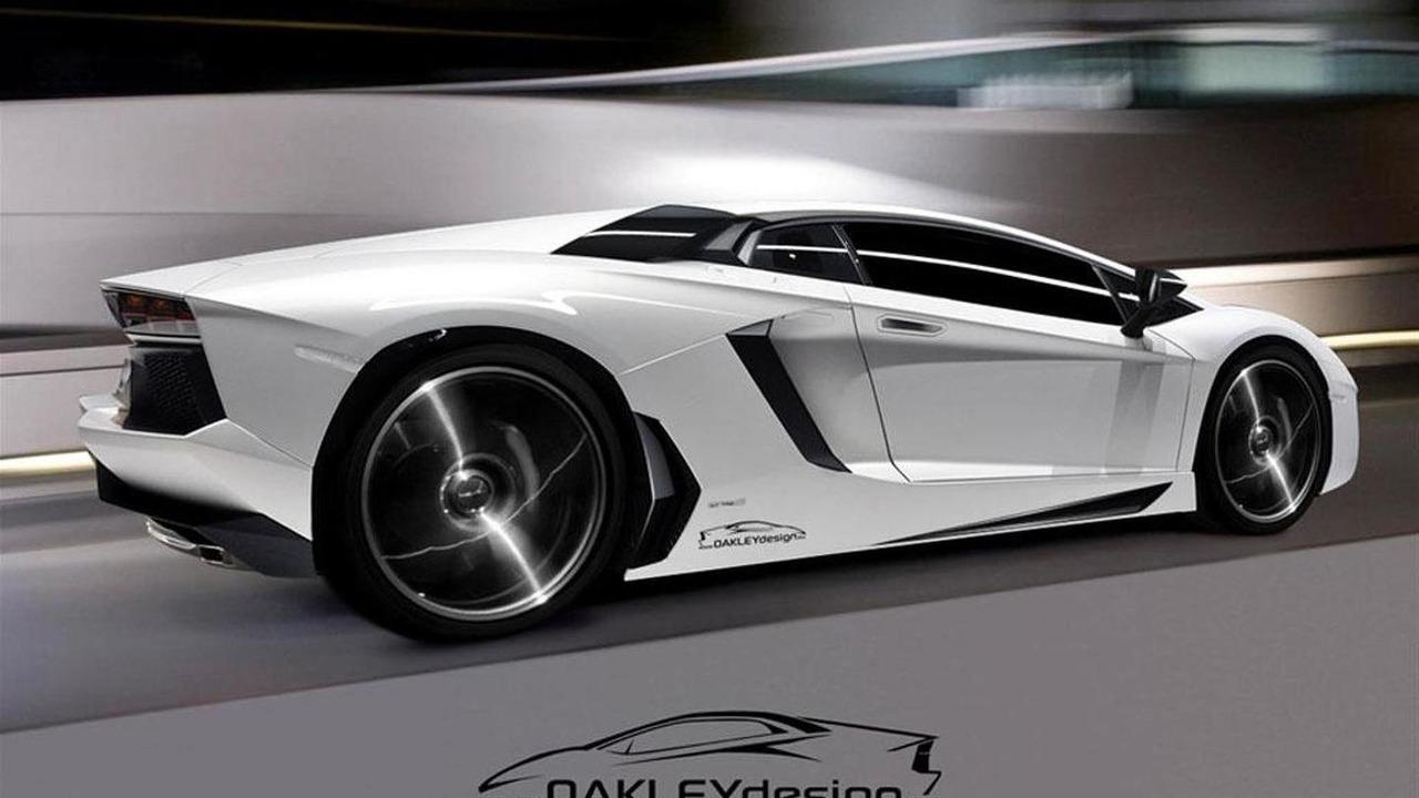 Oakley Design Lamborghini Aventador LP760-2 - 16.5.2011
