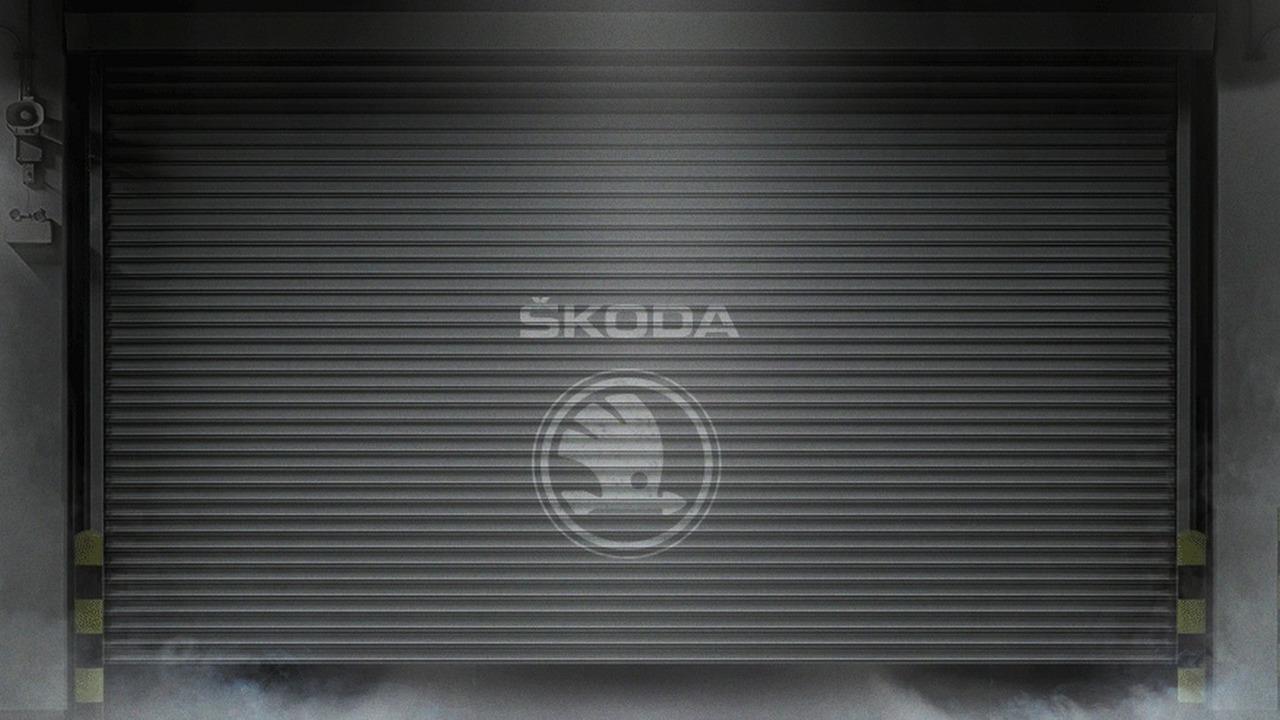 2016 Skoda teaser