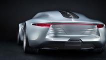 Mercedes-Benz Gullwing resurrected through impressive design study