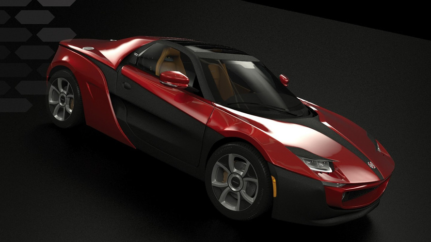 Fiat XXX render by Idecore pays tribute to Bertone and Gandini