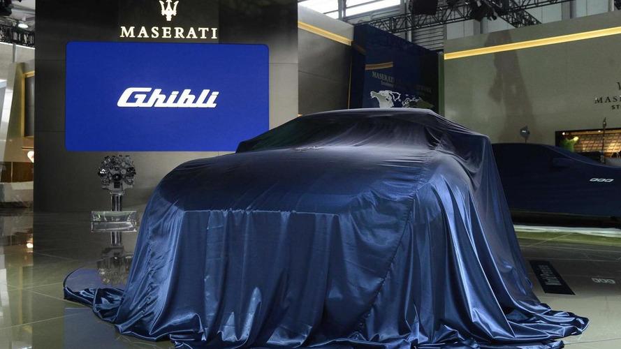 2014 Maserati Ghibli and 330 HP V6 Quattroporte announced for China