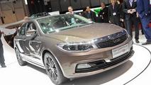 Qoros 3 Sedan at 2013 Geneva Motor Show
