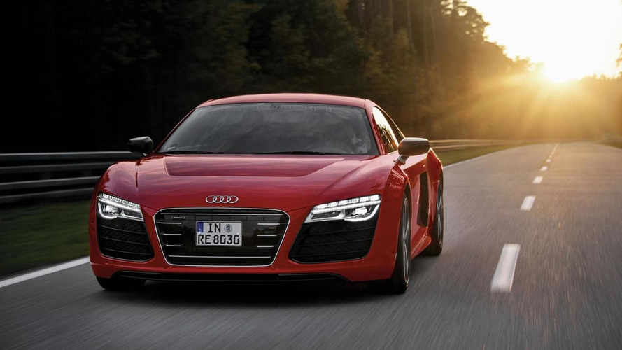 Audi R8 e-tron gets detailed, production seems increasingly unlikely