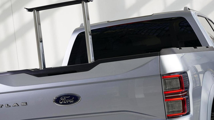 Ford Atlas concept revealed, previews the 2015 F-150 [video]
