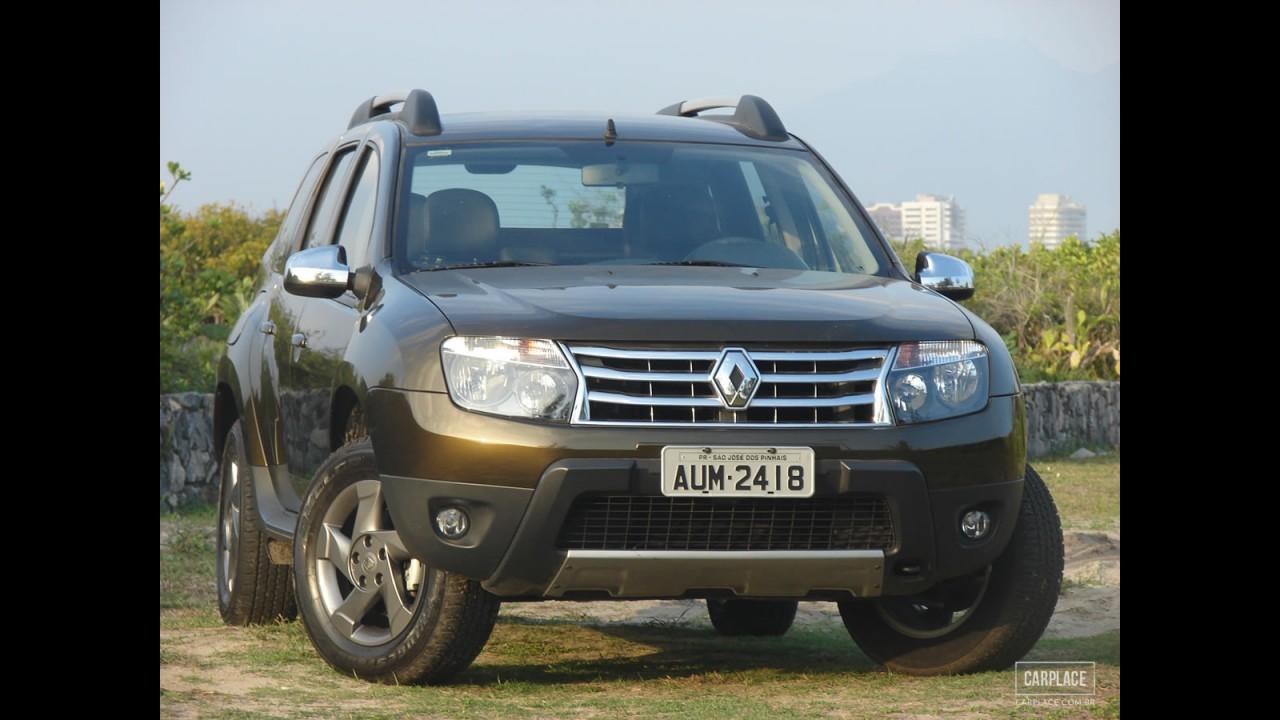 Avaliação: Renault Duster Dynamique 2.0 4x4 2012
