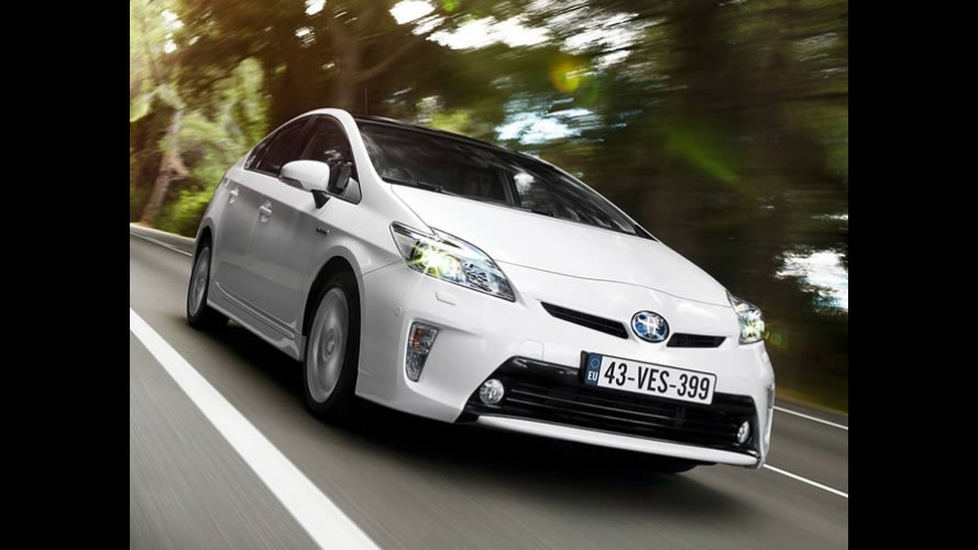 Híbridos representam apenas 2% da produção mundial de automóveis