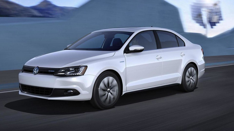 Volkswagen developing plug-in hybrid for U.S. - report
