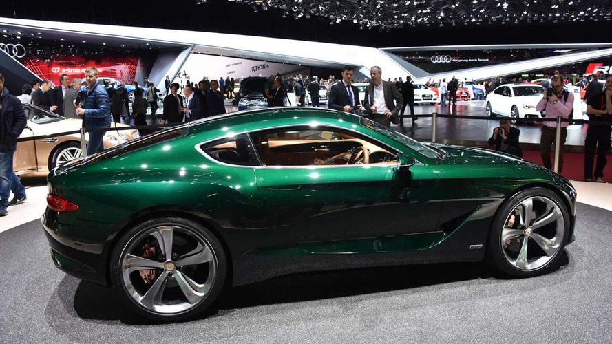 Bentley EXP 10 Speed 6 production decision due in 2016