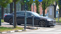 2017 Maserati Quattroporte spy photo