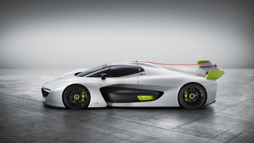 Hydrogen-powered Pininfarina car to be produced in limited numbers