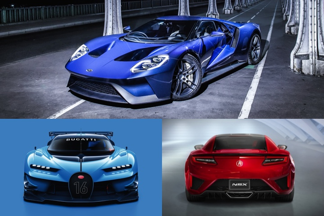 Sports Cars And Supercars To Look Forward To In - Sports cars gt