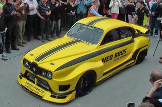 Neo Brothers Reveal Ravishing Saab 96 SS Custom [video]