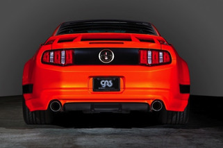 Bold Ride of the Week: GAS Ford Mustang Boss 302-X