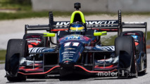 Maldonado expresses IndyCar interest as he visits Iowa
