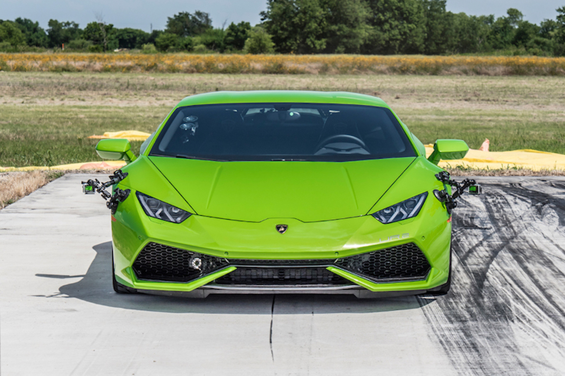2,100-HP World Record Lamborghini Huracan Hits the Used Market
