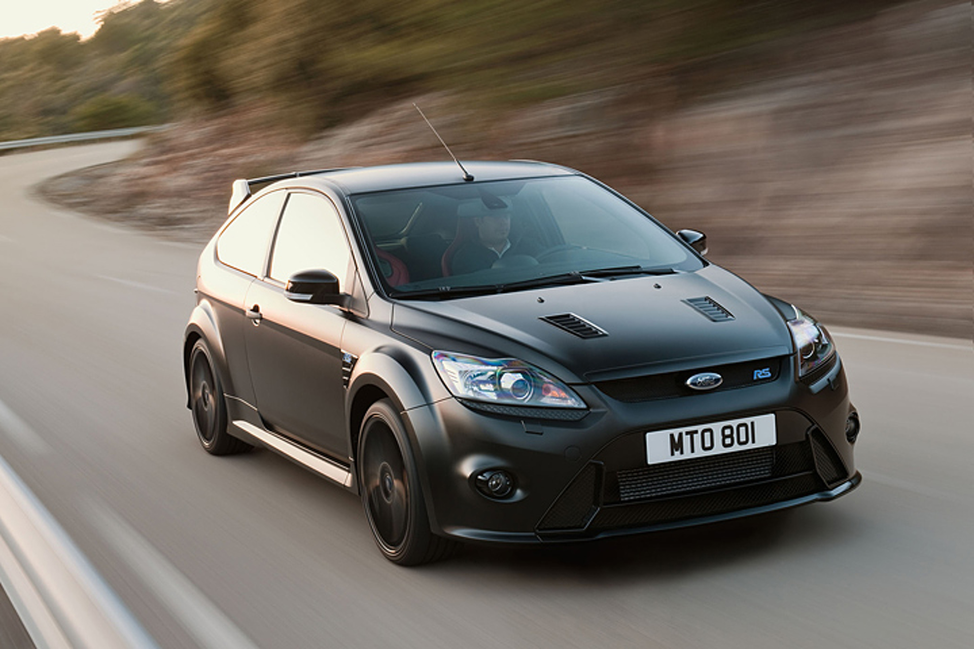 2016 Ford Focus RS May Lead to Faster RS500 Version | Motor1.com Photos
