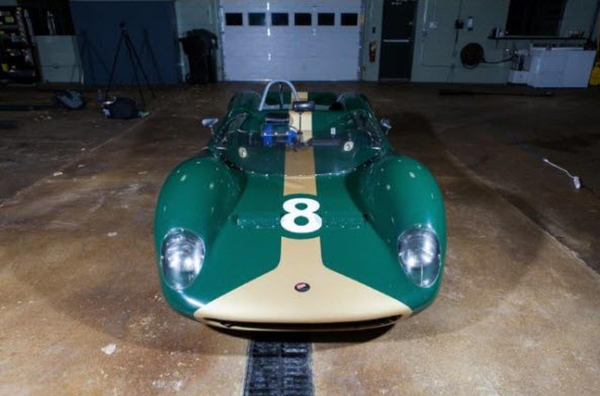 Auction Car of the Week: 1966 Brabham BT8