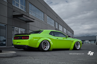 This Dodge Challenger Hellcat is Really Down to Earth