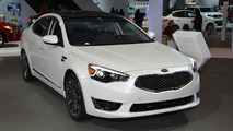 2017 Kia Cadenza live in New York