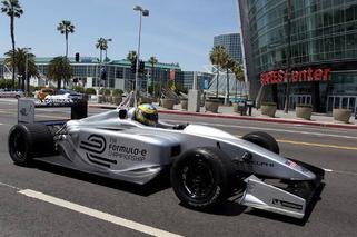 Leonardo DiCaprio Co-Founds Electric Auto Racing Team