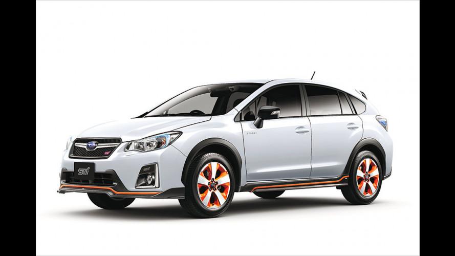 Kompakt-SUV mit Hybridantrieb in neuer Sportversion