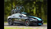 Jaguar Renn(rad)wagen