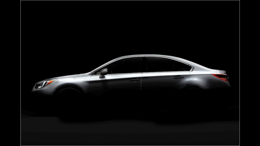 Subaru bringt neuen Legacy