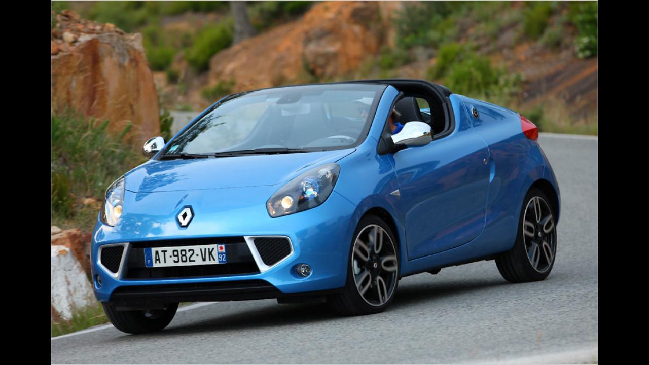 Renault Wind TCe 100 Dynamique