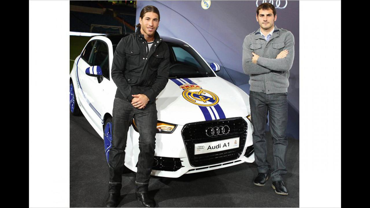Real Madrid: Audi