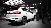 Cupra Ateca - 2018 Cenevre Otomobil Fuarı