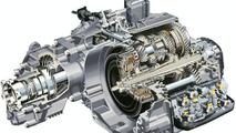 Volkswagen DSG Cutaway
