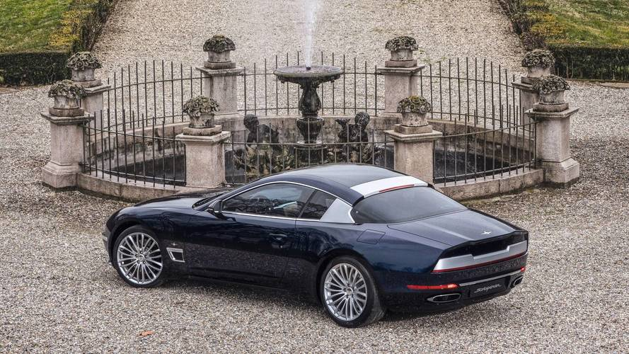 La Maserati GranTurismo rhabillée par Touring Superleggera
